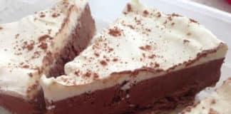 Bavarois chocolat au thermomix