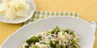Brocoli au risotto et vin blanc au thermomix
