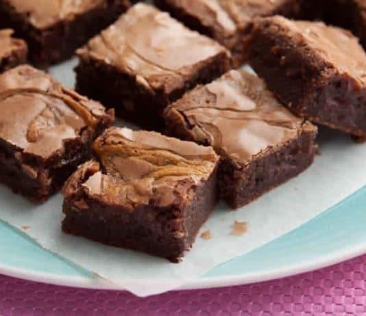Brownies au beurre d'arachide