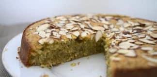 Cake amande et pistache au thermomix