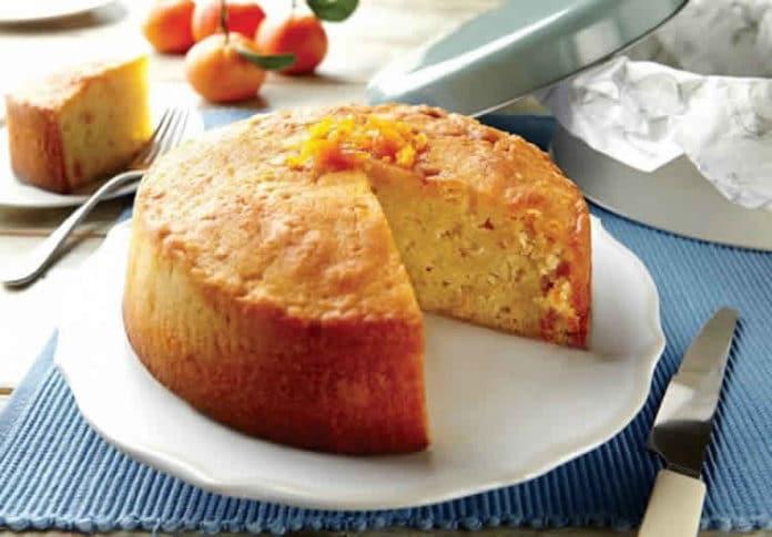 Cake clémentines amandes au thermomix