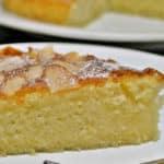 Cake léger aux amandes au thermomix