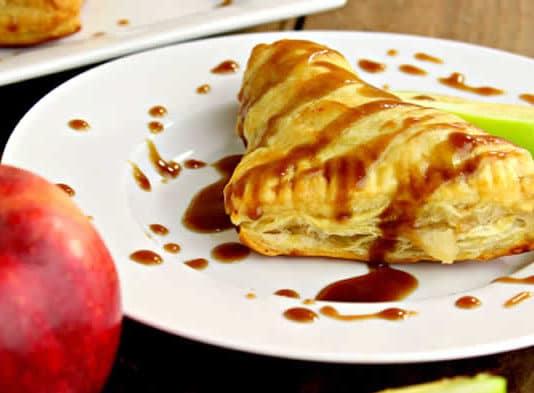 Chaussons aux pommes faciles