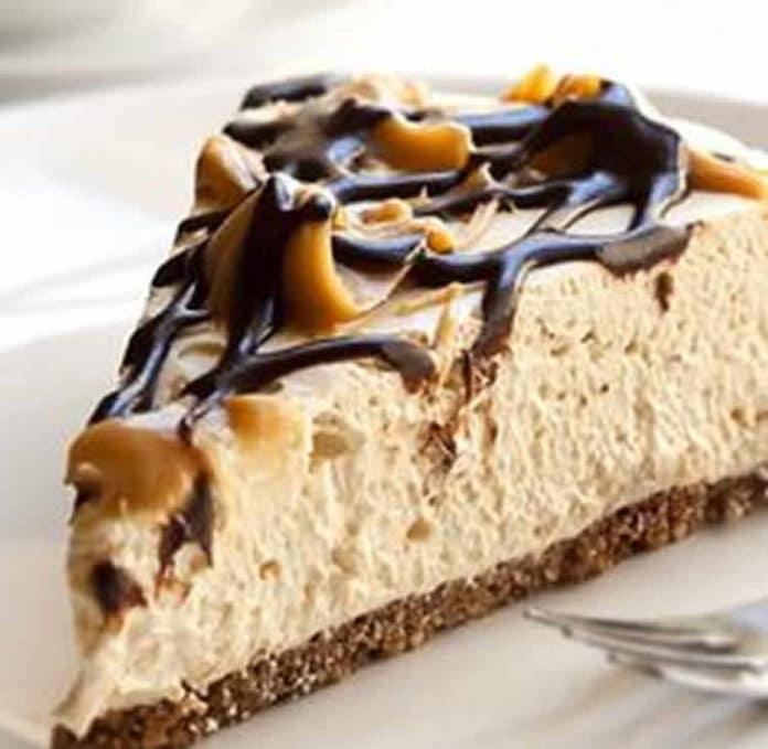 Cheesecake chocolat caramel au thermomix