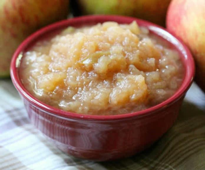 Comment faire la compote de pommes au thermomix
