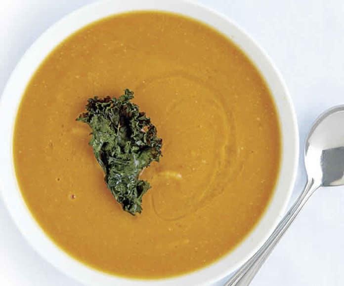 Comment faire une soupe pour se réchauffer au thermomix