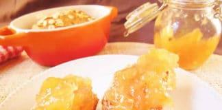 Confiture orange et banane au thermomix