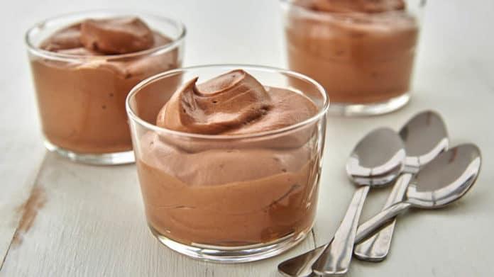 Dessert chocolat fromage au thermomix