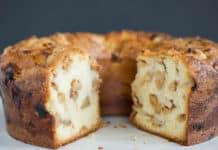 Gâteau aux pommes au thermomix