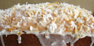 Gâteau citron noix de coco au thermomix