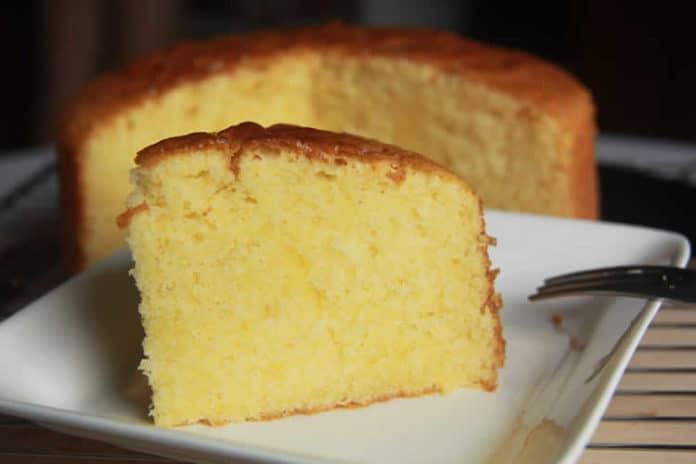 Gâteau léger au thermomix
