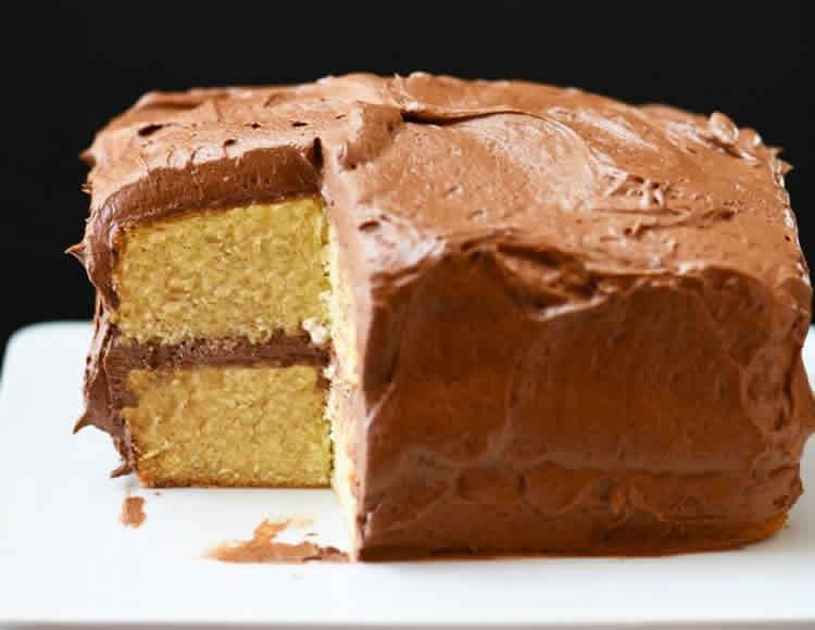 gateau vanille chocolat noir votre dessert moelleux ce jour. Black Bedroom Furniture Sets. Home Design Ideas
