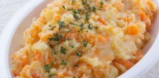 Purée pommes de terre et carottes au thermomix