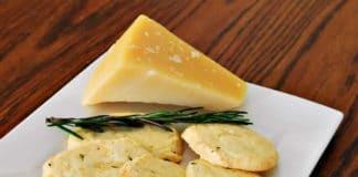 Sablés beurre et parmesan au thermomix