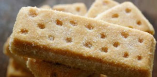 Shortbreads au thermomix