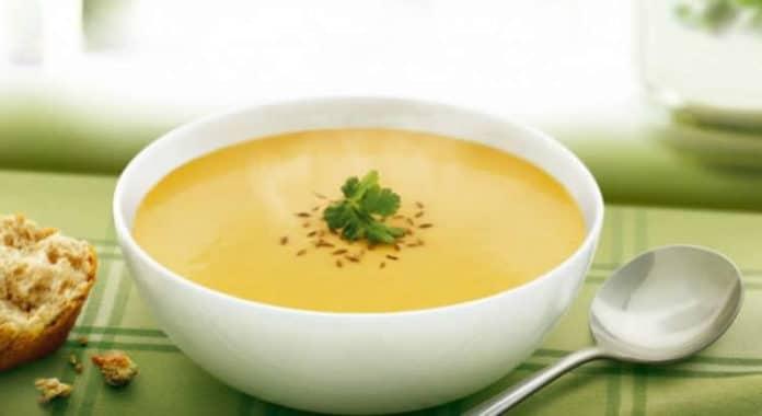 Soupe de panais au cookeo