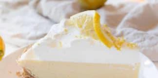 tarte citron et sans cuisson