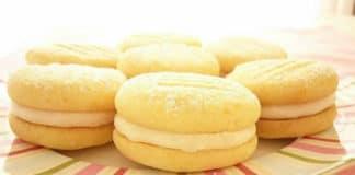 Biscuits fourrés à la crème de citron au thermomix