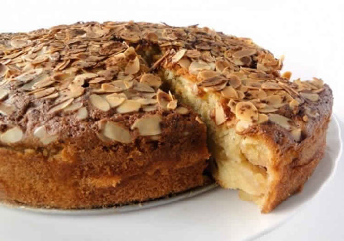 Cake aux pommes cannelle au thermomix