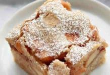 Cake moelleux de pommes au thermomix