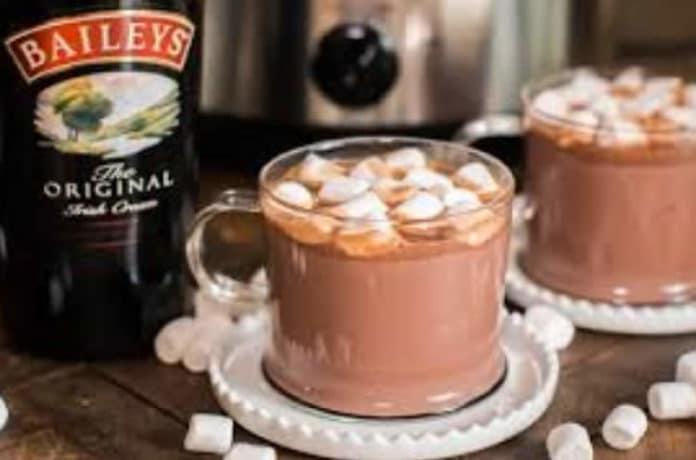 Cocktail Baileys chocolat au thermomix