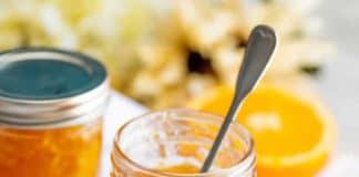 Confiture d'oranges douce au thermomix