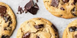 Cookies chocolat noir au thermomix