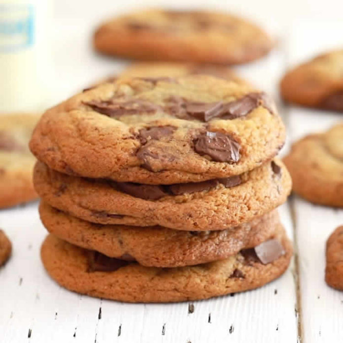 Cookies sans oeuf au thermomix