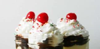 Dessert aux 3 crèmes au thermomix