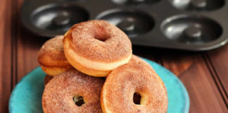 Donuts cuisson four thermomix