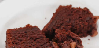 Fudge Chocolat et Banane au thermomix