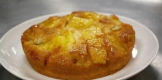 Gâteau ananas lait de Coco au thermomix