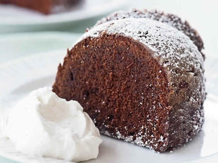 Gâteau au vin rouge au thermomix