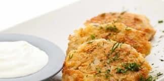 Galettes de pommes de terre et raclette au cookeo