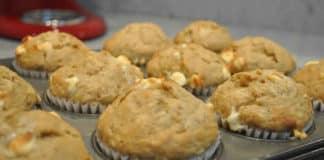 Muffins amande chocolat au thermomix