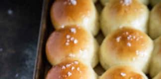 Petit pain au lait au thermomix