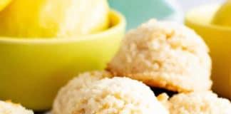 Sablés citron-coco au thermomix