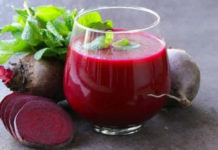 Smoothie antioxydant detox au thermomix