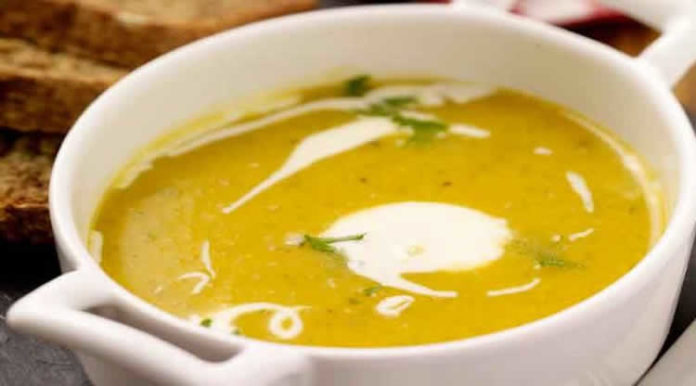 Soupe de légumes légère au thermomix