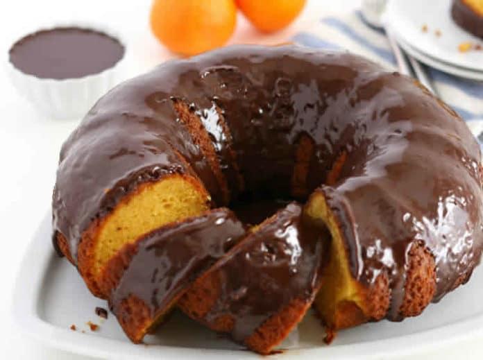 gâteau orange chocolat au thermomix