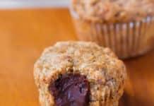 muffins banane chocolat au thermomix