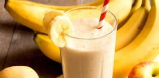 smoothie banane pomme au thermomix