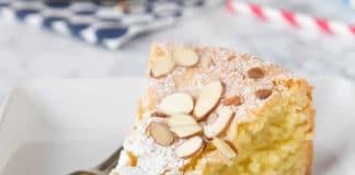Cake fondant aux amandes au thermomix