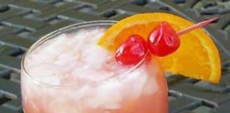 Cocktail vodka au thermomix