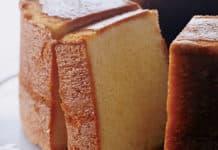 Gâteau léger aux oeufs