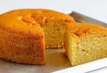Gâteau moelleux à la vanille au thermomix