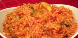 Risotto à la tomate au cookeo