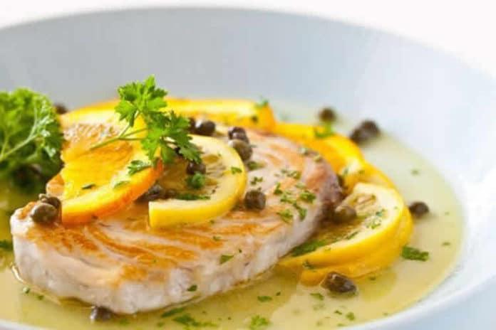 Sauce au citron pour poisson au thermomix