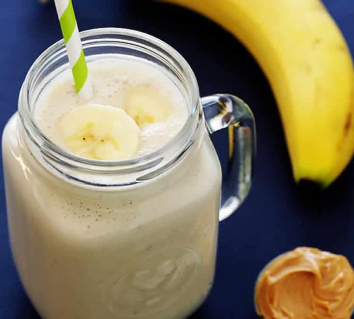 Smoothie lait de coco banane au thermomix