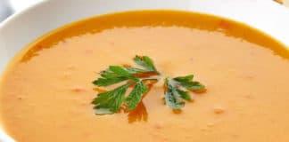 Soupe detox minceur au thermomix
